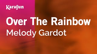 Karaoke Over The Rainbow - Melody Gardot *