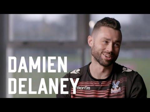 Damien Delaney | NBC Interview