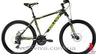 Велосипед Kellys Viper 30 Black Lime (2016)