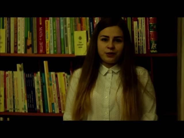 Изображение предпросмотра прочтения – МарияСергеева читает произведение «Мы дружны с печатным словом» С.В.Михалкова