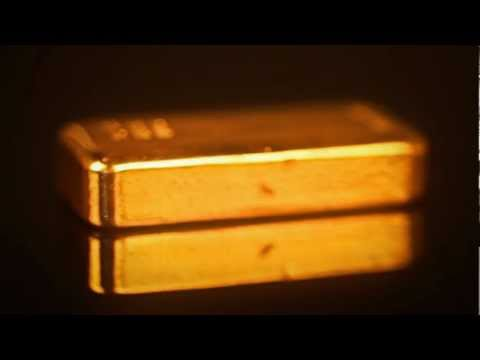 Beautiful Gold Bullion Collection