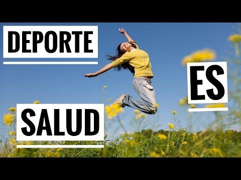BENEFICIOS DEL DEPORTE SOBRE LA SALUD