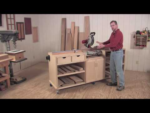 Ultimate miter saw station project overview and plans youtube keyboard keysfo Image collections