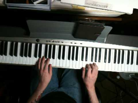 How To Play Ingenue By Thom Yorke On Piano Tutorial Youtube