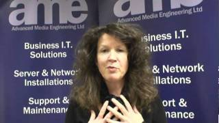 Testimonial from Pauline Meredith-Yates of Literacy for Life at AME Solutions Social Media Course