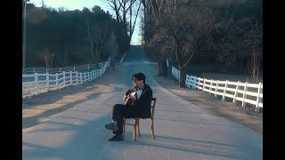 LOVE IS ALL AROUND. AT FOREST (Live acoustic.ver)