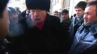 Жириновский и таджики.Кто тут за Путина?...