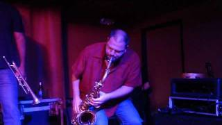 Georgia Warhorse ~ JJ Grey & Mofro ~ Compound Grill ~ Phoenix, AZ 9/11/2011