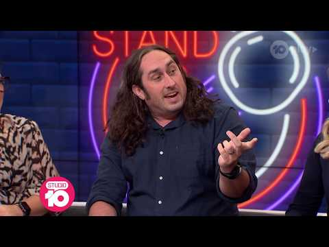 Catching Up With Ross Noble | Studio 10
