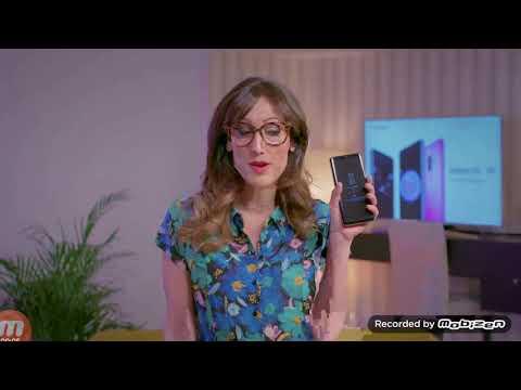 Samsung Galaxy S9 y S9+ con Ana Morgade.