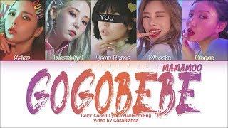 Download MAMAMOO 「gogobebe」 [5 Members ver.] (Color Coded Lyrics Han Rom Eng) Mp3