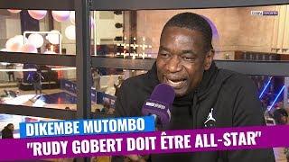 MVP, Giannis, Paris Game, Rockets, Parker, Gobert... Les confidences de Mutombo