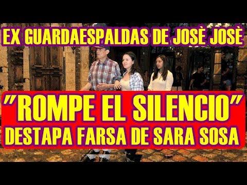 EX GUARDAESPALDAS de JOSE JOSE