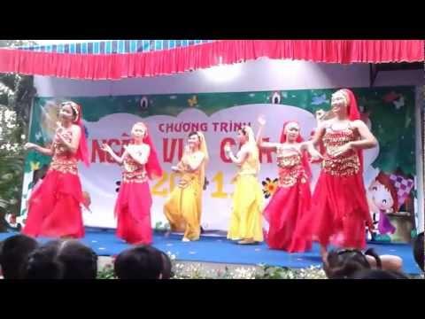 Múa Ấn Độ Jaiho