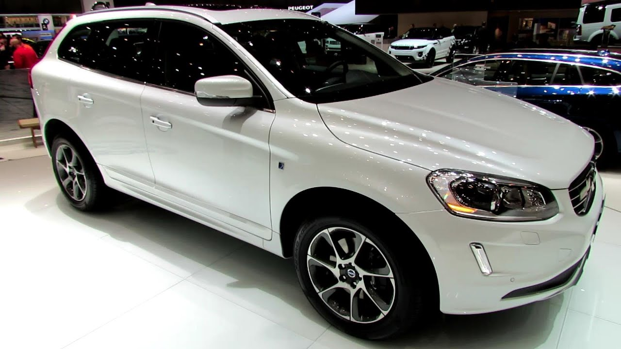 2014 volvo xc60 t5 ocean race edition exterior and. Black Bedroom Furniture Sets. Home Design Ideas