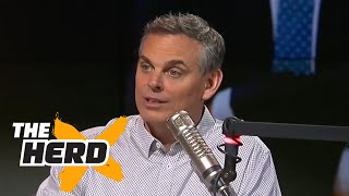 Saying Buddy Hield is the next Steph Curry is the stupidest thing Colin has ever heard   THE HERD