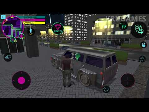 Cyber Future Crime Android Gameplay