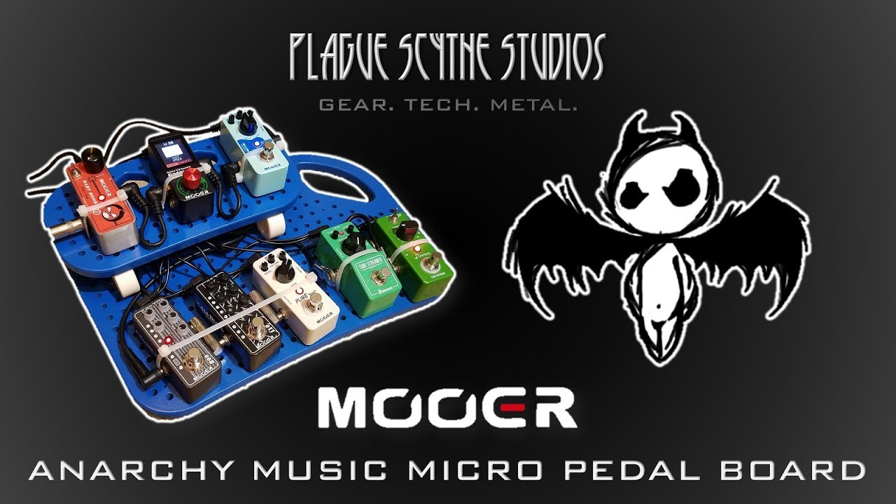 Plague Scythe Studios Youtube Gaming Society Mesa Boogie Dual Rectifier Electronic Circuit Schematic