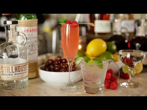 Moonshine Cocktail Recipes For Your Grammys Party | Happiest Hour