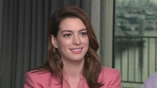Anne Hathaway Reveals the Hardest Part of Hosting the Oscars (Exclusive)