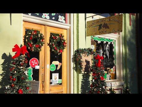 Christmas Town In Georgia Dahlonega.Take A Trip To Dahlonega Georgia This Christmas Southern