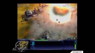 Command & Conquer Generals PC Games Gameplay - When