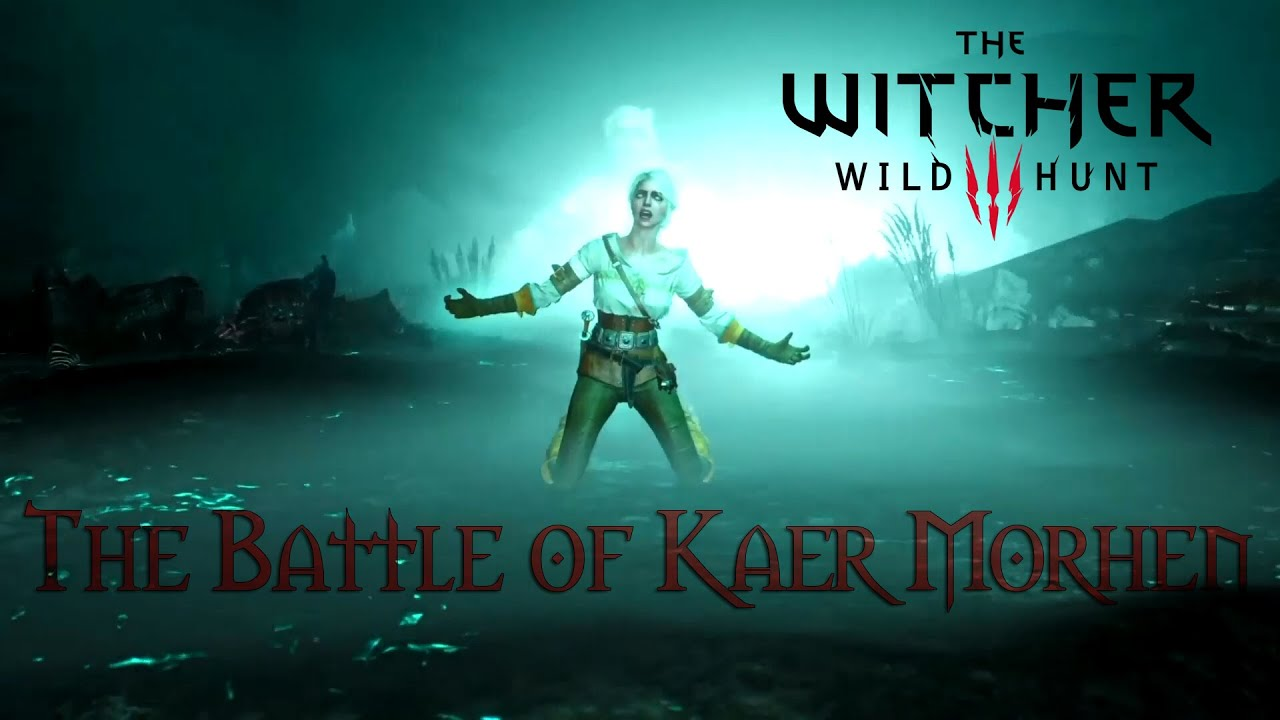 Battle for kaer morhen witcher 3