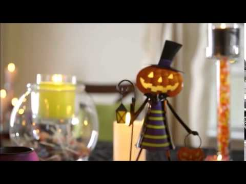 partylite halloween collection 2014