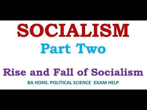 RISE AND FALL OF STATE SOCIALISM IN EUROPE