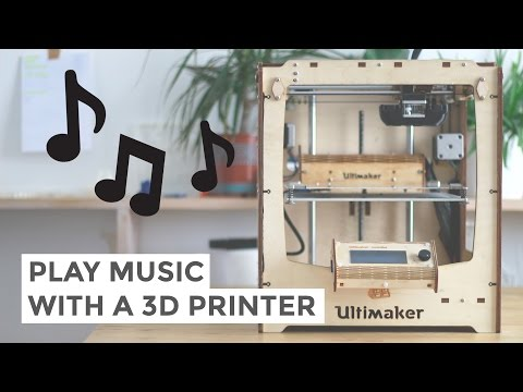 Play Music with your 3D Printer - Midi to Gcode Tutorial - How To