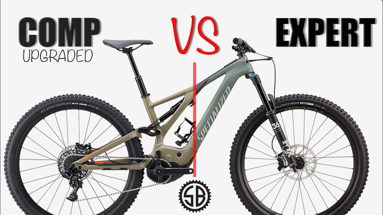 BASE MODEL VS TOP MODEL EMTB ? I Specialized Levo Comp Upgrades
