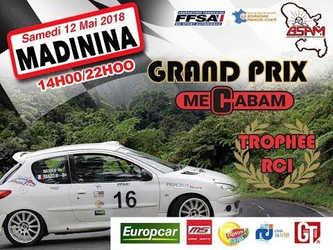 Rallye Madinina ASA Martinique 2018 Grantomobil.fr vidéo Production !