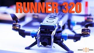 walkera furious 320 aka runner 320 fpv racer tilt rotor drone