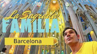 La Sagrada Familia | Barcelona, Spain