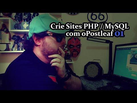 Postleaf - CMS PHP e MySQL para Criação de Sites e Blogs