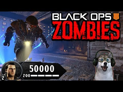 PAIN AND GUILT! NEW STEP ON 'BLOOD OF THE DEAD' MAIN EASTER EGG HUNT (BLACK OPS 4 ZOMBIES GAMEPLAY)
