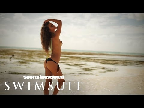 Irresistibles-Nina Agdal SI Swimsuit 2016 | Sports Illustrated Swimsuit