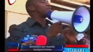 Wafanyakazi Kiwanda Cha Urafiki Waneemeka