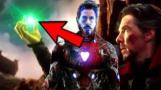 Avengers 4 Doctor Strange End Game Plan FINALLY REVEALED!? Time Stone Broke The Infinity Gauntlet