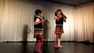 Girls party QBB@BASEMENT MONSTAR モデル系美少女アイドルユニット 岩...