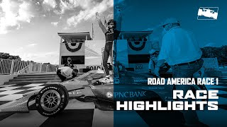 2020 REV Group Grand Prix Race 1 Highlights