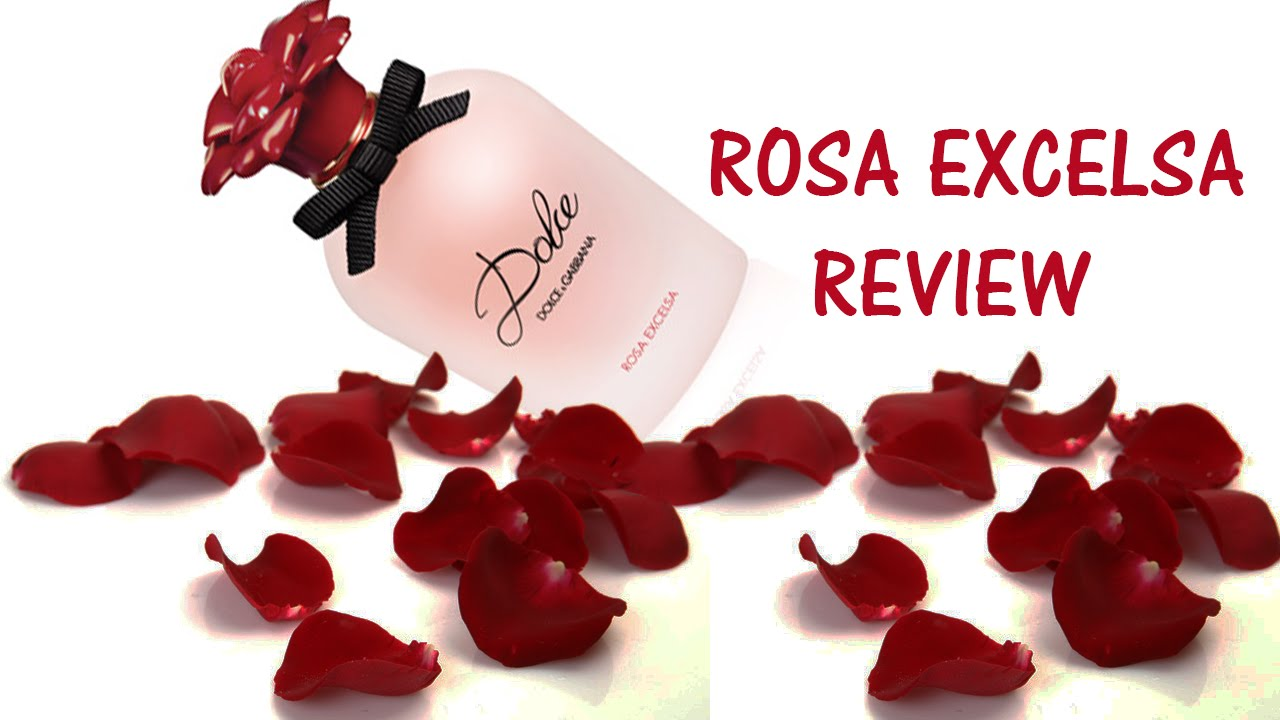Collection Excelsa By Perfume Collection Gabbananew To 2016Rosa Dolceamp; My 5qR43LcAj