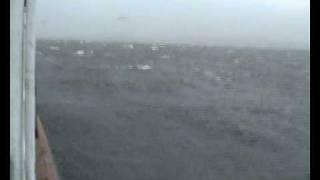 Буря на Волге, ветер 21 м\сек.