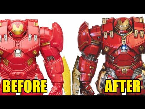 Titan Series Hulkbuster Makeover: Chris' Custom Collectables!