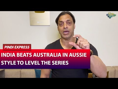 India's Great Comeback And Terrific Batting Display | India Vs Australia 2nd ODI | Shoaib Akhtar
