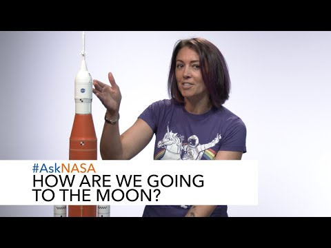 #AskNASA How Are We Going to the Moon?