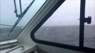 Starting to get rough in the Celtic Sea