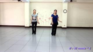 Bitter Coffee (苦咖啡) - Line Dance ( by BM Leong )