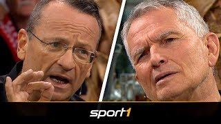 Reschke zu mächtig? Journalist attackiert VfB-Präsident | SPORT1 - CHECK24 DOPPELPASS