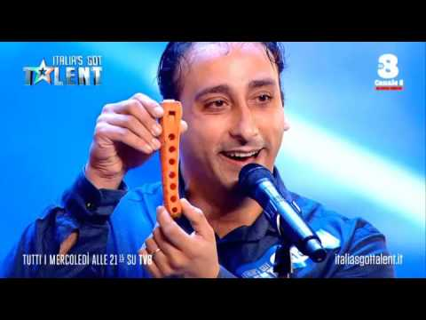 Italia's Got Talent Tv SKY Canale 8